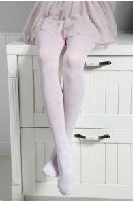 ISABEL 40DEN valged sukkpüksid | Sokisahtel