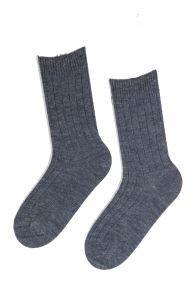 Мужские носки синего цвета ALPAKA   Sokisahtel
