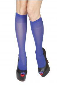 CADRI blue knee-highs | Sokisahtel
