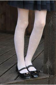 GAIL 40DEN valged sukkpüksid | Sokisahtel