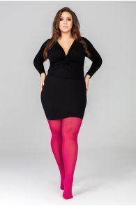 QUEEN PLUS 50DEN ruby sukkpüksid | Sokisahtel