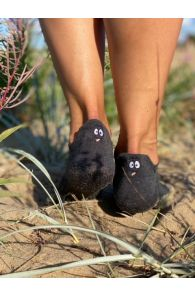 FACE tumehallid madalad puuvillased sokid | Sokisahtel