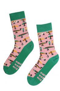 KALAMEES cotton socks | Sokisahtel
