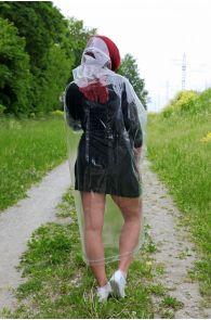 Komplekt vihmamantli ja jalanõukaitsmetega | Sokisahtel