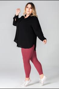 LUIZA queen size bordoopunased retuusid | Sokisahtel