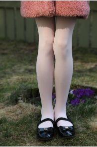 MEERI 40DEN heleroosad mikrofiiber sukkpüksid lastele | Sokisahtel
