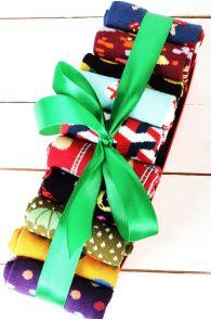 MIX men's socks 10-pack   Sokisahtel