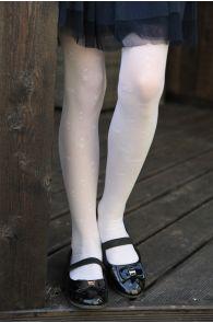 NASSY 40DEN valged sukkpüksid | Sokisahtel