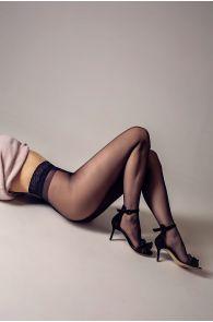 OLIVIA 20DEN mustad sukkpüksid | Sokisahtel