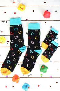PARDIRALLI musta värvi sokkidega kinkekarp kogu perele | Sokisahtel