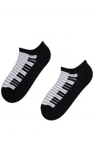 PIANO low cut cotton socks | Sokisahtel