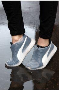 Valged veekindlad jalanõukaitsmed | Sokisahtel