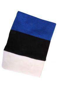 Шарф-труба (снуд) в цветах флага Эстонии EESTI | Sokisahtel