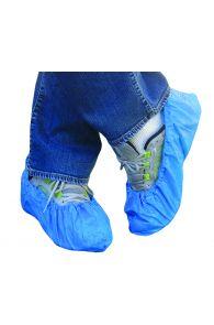 Sinised ühekordsed kilest jalatsikaitsed 10tk pakis | Sokisahtel