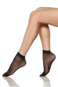 Женские носки черного цвета с ускоренным процессом биоразложения SMART TIGHTS 30 DEN | Sokisahtel