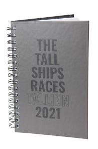THE TALL SHIPS RACES 2021 hall märkmik | Sokisahtel