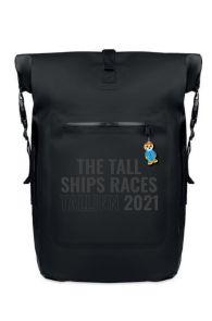 THE TALL SHIPS RACES 2021 seljakott musta tekstiga | Sokisahtel