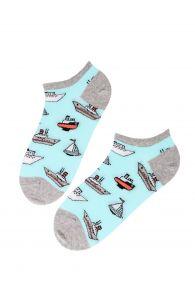 SHIPSWORLD low cut cotton socks | Sokisahtel