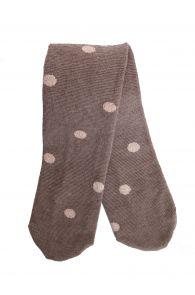 ELOSIA pruunid sukkpüksid beebidele | Sokisahtel