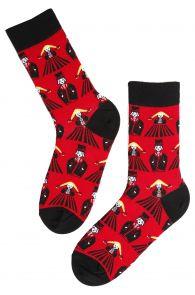 VILJANDI men's cotton socks | Sokisahtel