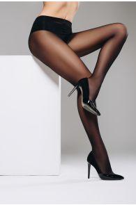 VIOLA 40DEN pruunid sukkpüksid | Sokisahtel