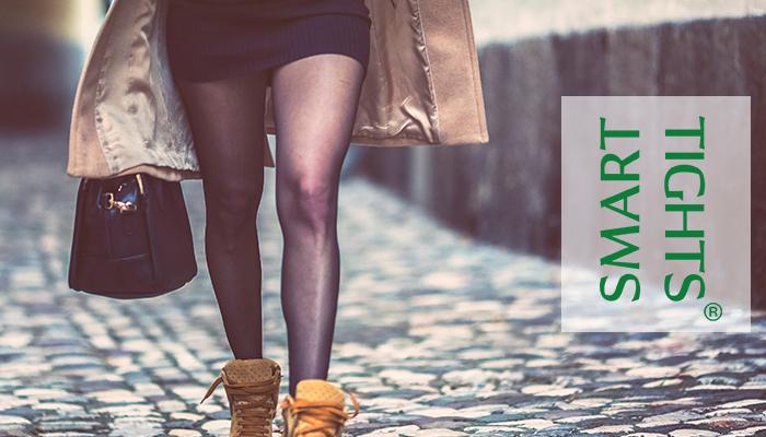 SMART TIGHTS - колготки и носки с ускоренным процессом биоразложения